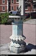 Image for Temple Garden Sundial - Inner Temple (London, UK)