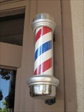 Image for Carin' For Hair Barber Pole - Pleasanton, CA