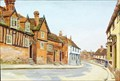 "Image for ""The Main Rd, Puckeridge"" by Irene Hawkins – High St, Puckeridge, Herts, UK"