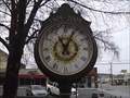 Image for Rotary Town Clock - Yellville AR