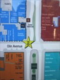 "Image for Santana Row ""You are here"" (Olin Ave) - San Jose, CA"