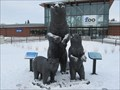 Image for Mother Polar Bear and Cubs - Winnipeg, Manitoba