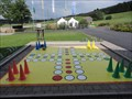 Image for Giant Pachisi (Mensch ärgere dich nicht) - Grüntensee, Germany, BY