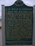 Image for C. H. Wills & Company