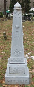 Image for Wetmore - Stow Cemetery - Stow, Ohio