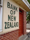 Image for Bank of New Zealand — Middlemarch, New Zealand