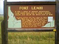 Image for 128 - Fort Lemhi