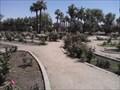 Image for Sahuaro Ranch Park Rose Garden - Glendale AZ