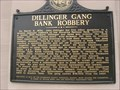 Image for Dillinger Gang Bank Robbery