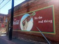 Image for Coca Cola Mural - Witherall Building - Yreka, CA