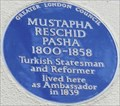 Image for Mustapha Reschid Pasha - Bryanston Square, London, UK