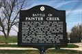Image for Battle of Painter Creek - New Cambria, MO