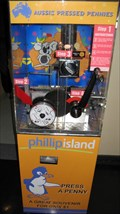 Image for Phillip Island Penguin Parade Penny Smasher