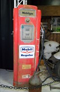 Image for Mobil Gas Pump  -  San Diego, CA