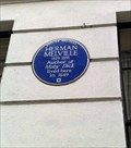 Image for Herman Melville, Craven St, London, UK