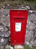 Image for Victorian Post Box, A944, Aberdeenshire.