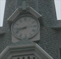 Image for First Congregational Church Clock - Ripon, WI