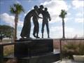 Image for Bataan-Corregidor WW ll Memorial - Lakefront Park - Kissimmee - Florida, USA.