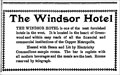 Image for The Windsor Hotel (1913)- Greenwood, BC