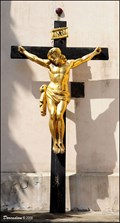 Image for 2nd Cross at St. James in Beroun / Kríž (2) u Sv. Jakuba v Beroune (Czech Republic)[