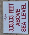 Image for 3333.3 Feet Above Sea Level