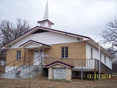Dry Valley United Methodist Church, by MountainWoods