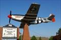 Image for P51 Mustang Branson MO Veterans War Memorial