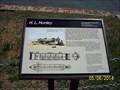 Image for H. L. Hunley marker at Fort Sumter - Charleston, SC