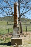 Image for Foxen - Chapel of San Ramon Cemetery - Foxen Canyon, California