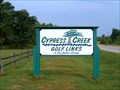 Image for Cypress Creek Golf Course, Laurinburg, NC