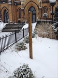 Image for St. Mary's Of The Mount Church Peace Pole - Pittsburgh, PA