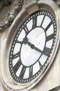 Image for Victoria Railway Station Clock - Terminus Place, London, UK