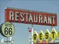 Image for Route 66 Restaurant - Santa Rosa, New Mexico, USA.