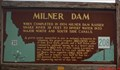 Image for Milner Dam