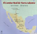 Image for El Camino Real (Central Branch) -- El Camino Real de Tierra Adentro (Royal Road of the Interior); El Paso, TX