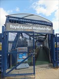 Image for Royal Arsenal Woolwich Pier - Woolwich, London, UK