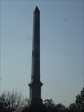Image for George Hicks Fancher Obelisk - Merced, CA