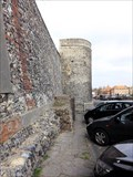 Image for Canterbury City Wall - Canterbury, Kent, UK