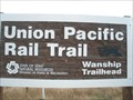 Image for Wanship Trailhead, Union Pacific Rail Trail - Wanship, UT, USA