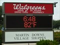 Image for Walgreens Time & Temp. - Palm City, FL
