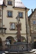 Image for Marktbrunnen - Sigmaringen, Germany, BW
