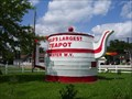 Image for World's Largest Teapot