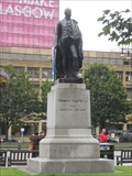 Image for Thomas Campbell Statue - Glasgow, Scotland