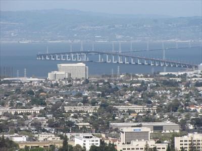 telescopic view of San Mateo