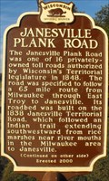 Image for Janesville Plank Road - Greenfield, WI