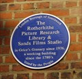 Image for Rotherhithe Picture Research Library & Sands Films Studio, Rotherhithe, UK