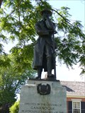 Image for GANANOQUE MEMORIAL STATUE -- Gananoque, Ontario