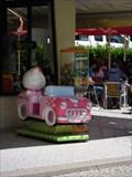 Image for Hello Kitty Car - Café Santa Cruz - Fatima, Portugal