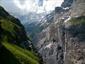 Image for Rock fall at Eiger