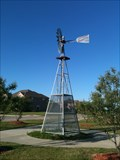 Image for Foncine Park  windmill - Frisco Texas